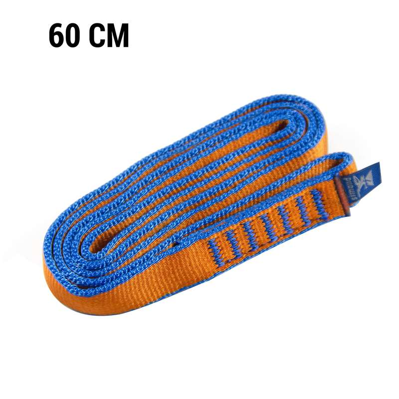 MOUNTAINEERING & MULTIPITCH ROPES Climbing - TUBULAR SLING 60 cm SIMOND - Climbing