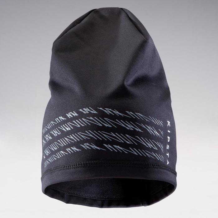 Gorro de fútbol Keepdry 500 adulto negro
