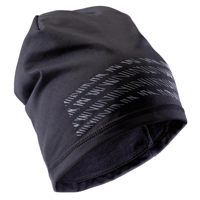 Bonnet Keepdry 500 adulte football noir