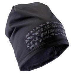 Bonnet Keepdry 500 adulte noir
