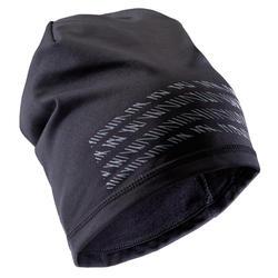 Gorro Kipsta Keepdry 500 adulto negro