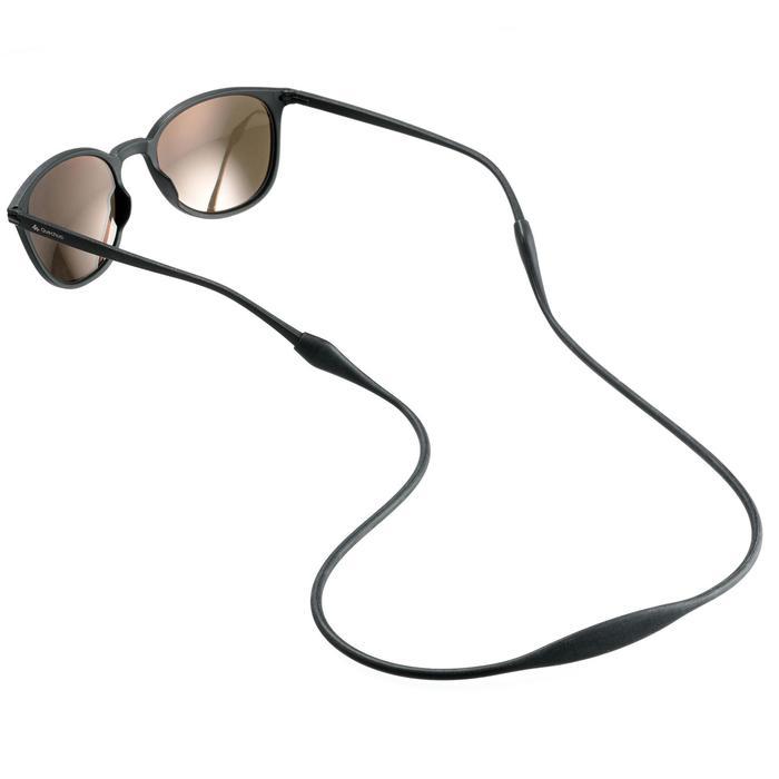 Brillenkoord uit silicone MH ACC 110 zwart