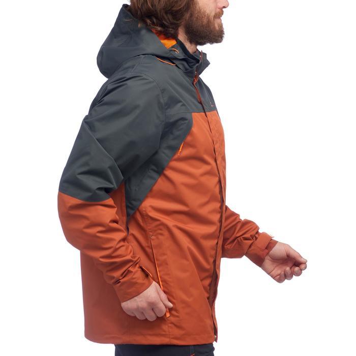 Veste pluie randonnée montagne  MH100 imperméable homme - 1354119