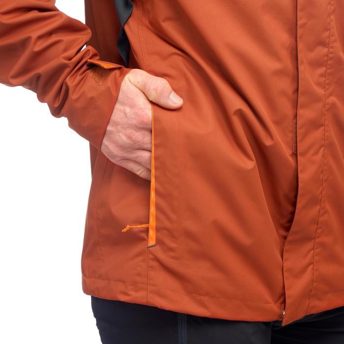 Veste pluie randonnée montagne  MH100 imperméable homme - 1354123