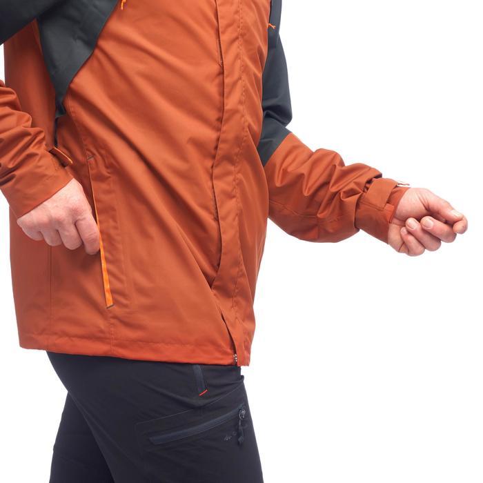 Veste pluie randonnée montagne  MH100 imperméable homme - 1354126