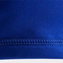 Voetbalmuts voor volwassenen Keepdry 500 indigoblauw