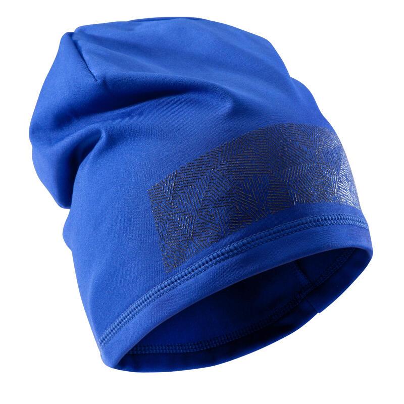 Bonnet Keepdry 500 adulte bleu indigo