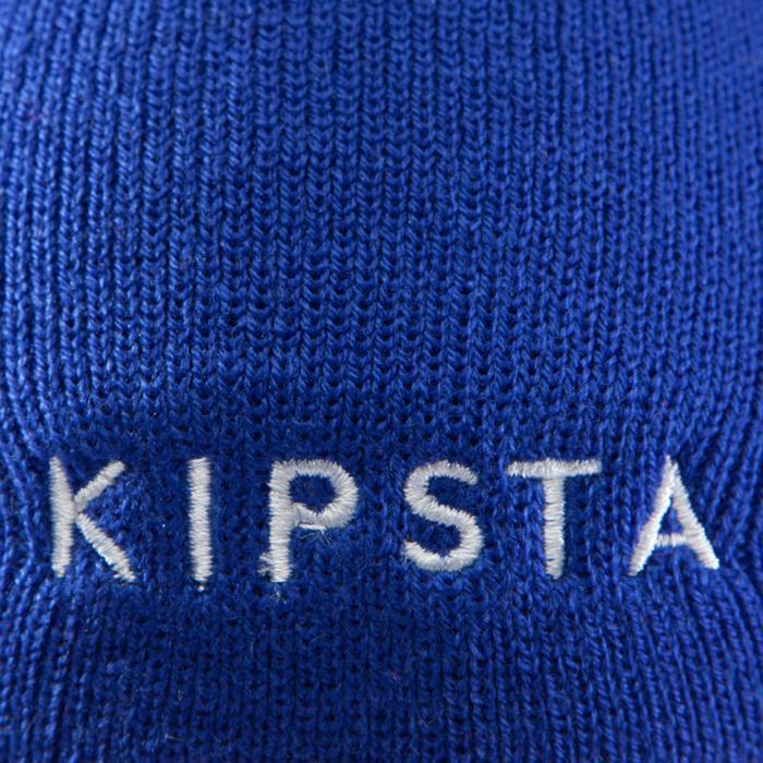 Bonnet enfant Keepwarm bleu vif intérieur polaire