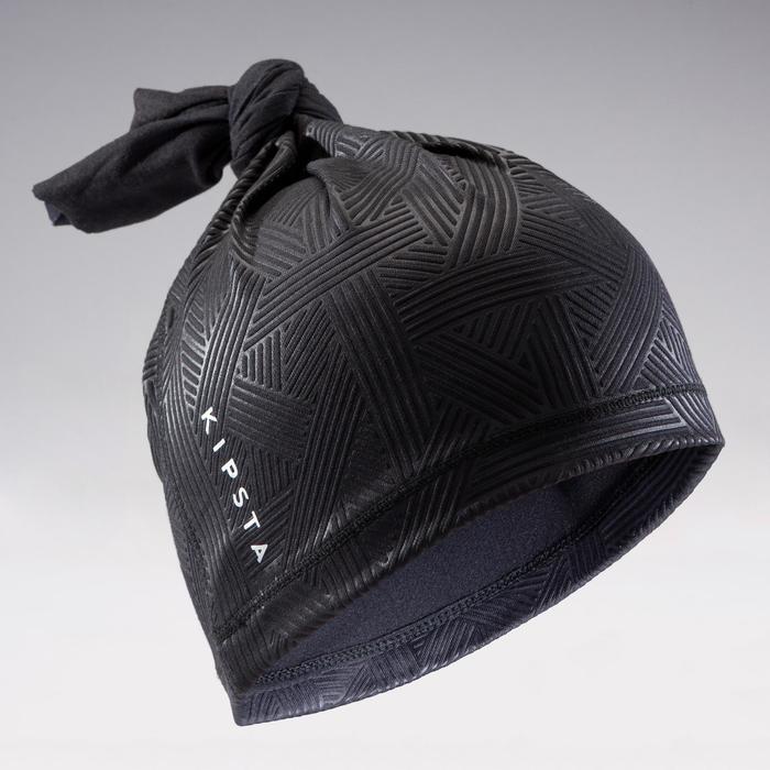 Nekwarmer Keepdry 500 zwart