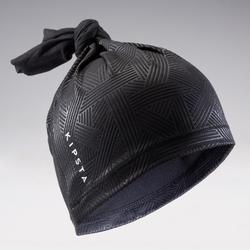 Nekwarmer voor voetbal Keepdry 500 zwart