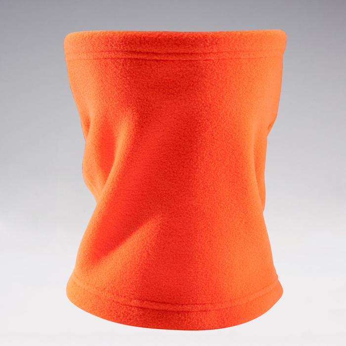 Nekwarmer kinderen Keepwarm 100 fluo-oranje