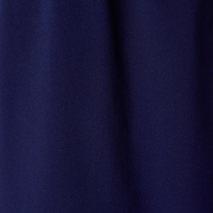 Short de football femme F500 gris menthe - 1354221
