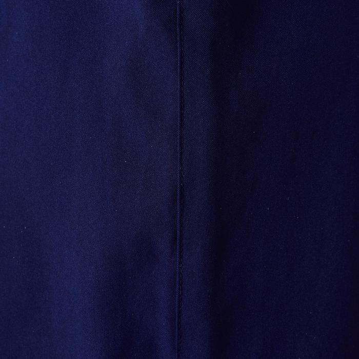 Short de football femme F500 gris menthe - 1354226