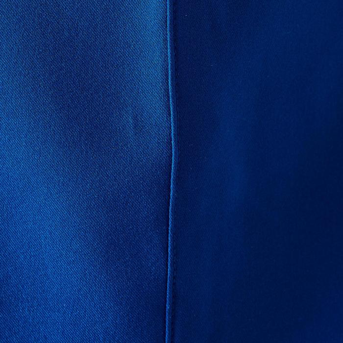 Short de football femme F500 gris menthe - 1354230
