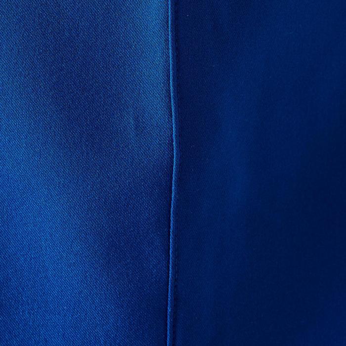 Voetbalshort dames F500 blauw