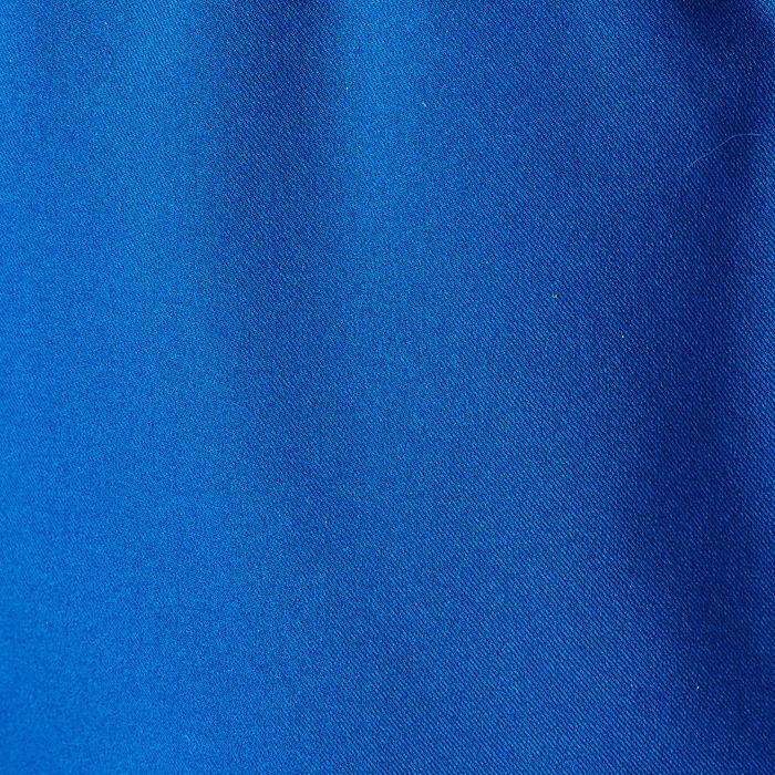 Short de football femme F500 gris menthe - 1354231