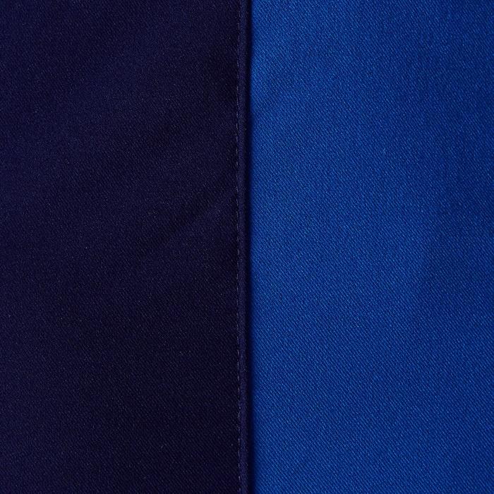 Veste d'entraînement de football femme T500 grise menthe - 1354254