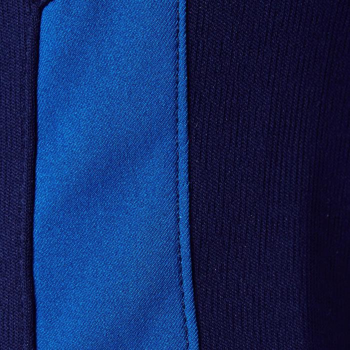 Pantalon d'entraînement de football femme TP500 bleu