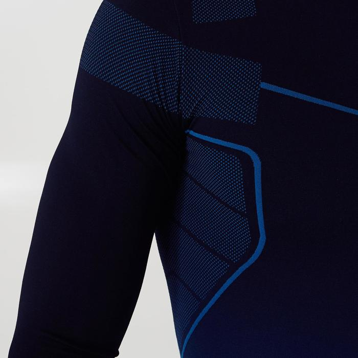 Keepdry 500 Adult Football Long-Sleeved Base Layer - Petrol Blue