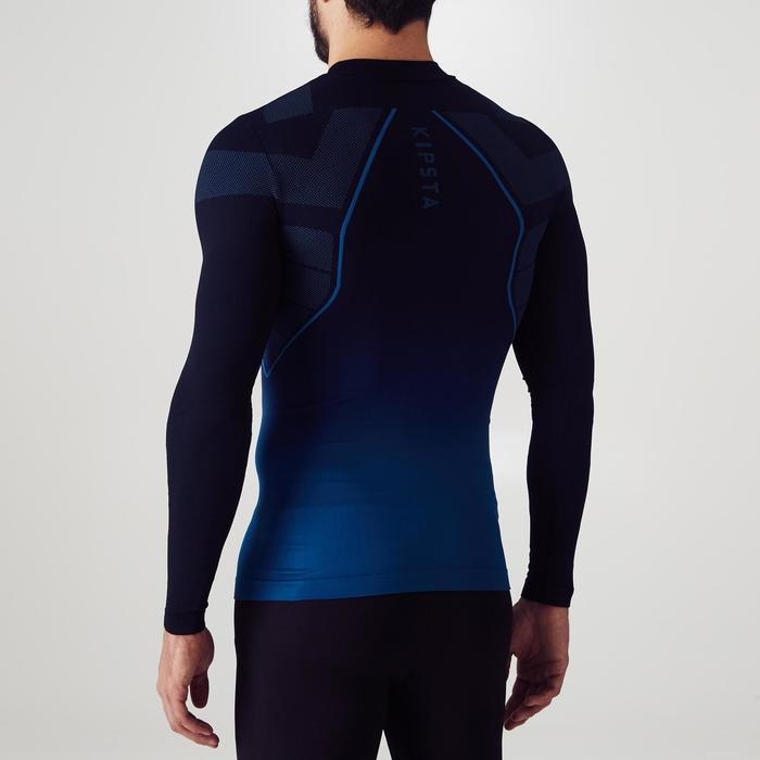 Keepdry 500 Adult Breathable Long-Sleeved Base Layer - Petroleum Blue