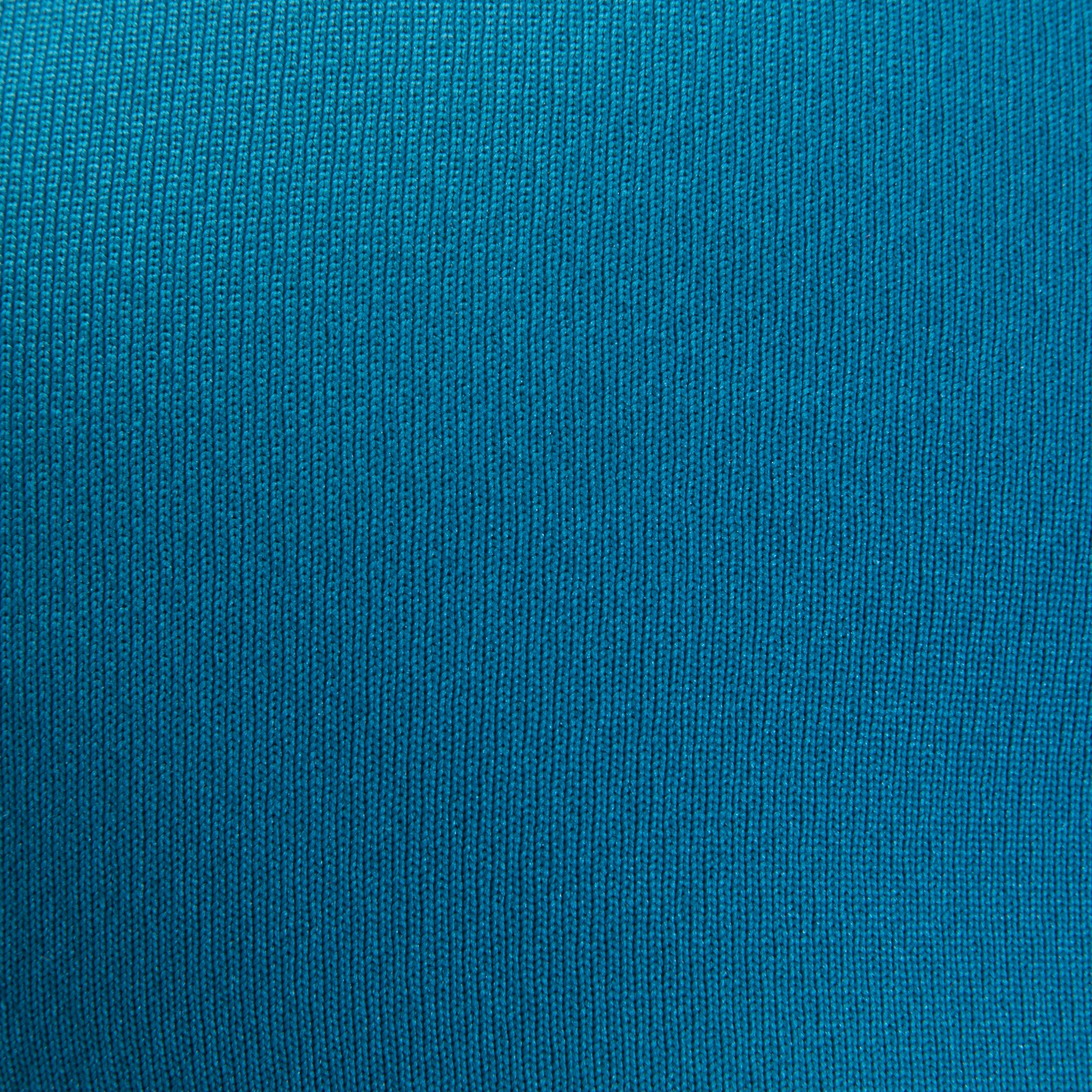 Bandeau réversible hiver athlétisme enfant bleu noir