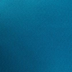 Cinta reversible de invierno para atletismo niño azul negro