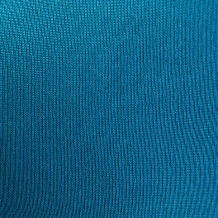 Omkeerbare warme hoofdband voor kinderen blauw zwart