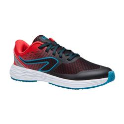 Chaussures Athlétisme Enfant Kiprun Rouge Bleu
