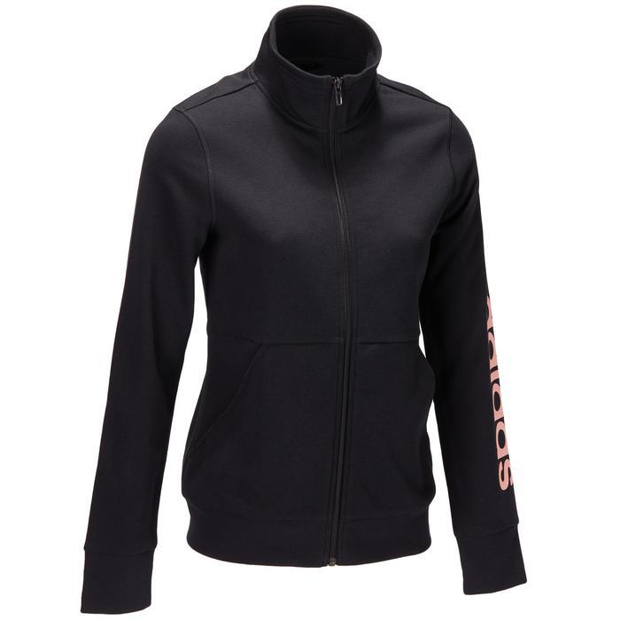 Veste Adidas Gym & Pilates sans capuche femme - 1354783