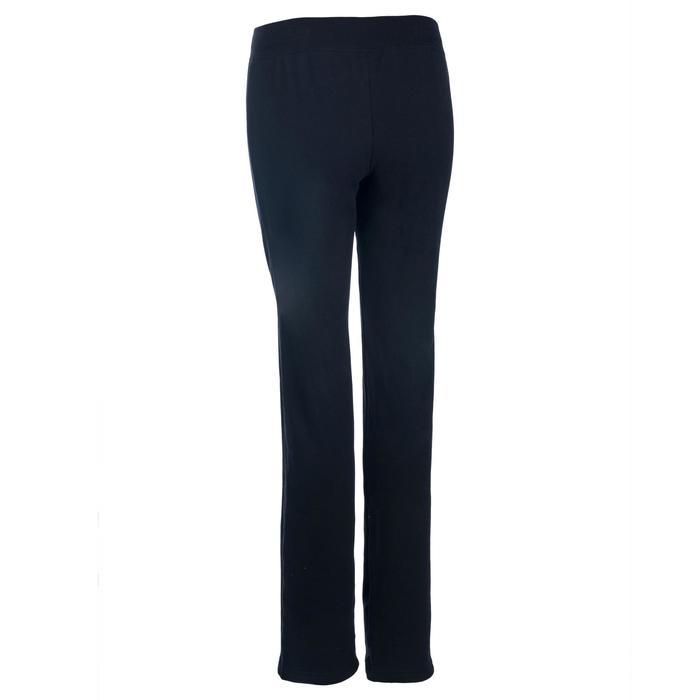 Pantalon 120 Gym & Pilates femme gris chiné - 1354789