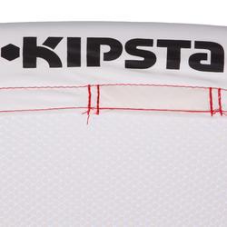 Voetbaldoeltje pop-up The Kage XL rood/wit - 135481