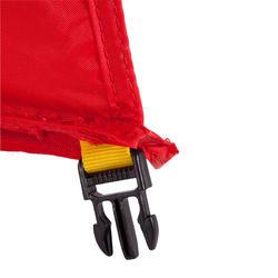 Voetbaldoeltje pop-up The Kage XL rood/wit - 135482
