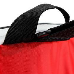 Voetbaldoeltje pop-up The Kage XL rood/wit - 135492