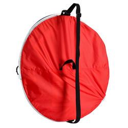 Voetbaldoeltje pop-up The Kage XL rood/wit - 135494