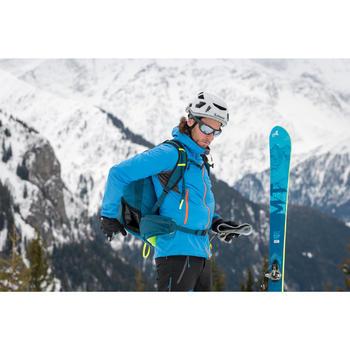 Pack ski de randonnée Wedze MT 500 + fixations + peaux