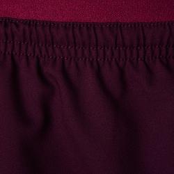 F500 Adults' Goalkeeper Football Shorts - Purple