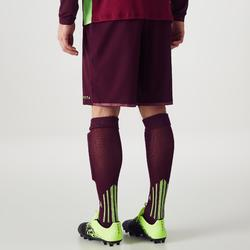Short de gardien de but de football adulte F500 violet