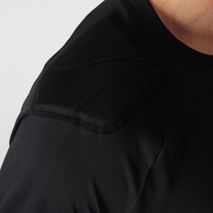 Keepersshirt voor volwassenen F100 zwart