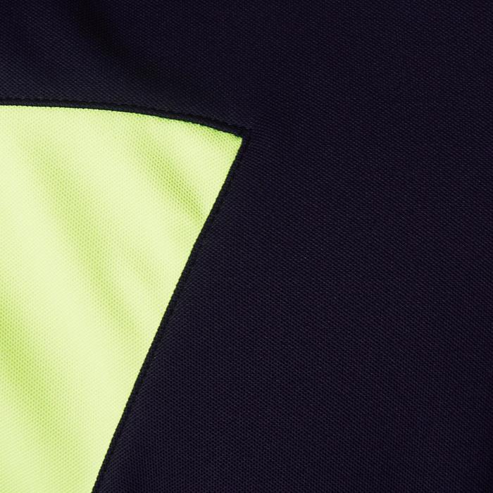 Camiseta Portero Manga Larga Kipsta Fútbol FGKSLS100 Adulto Negro