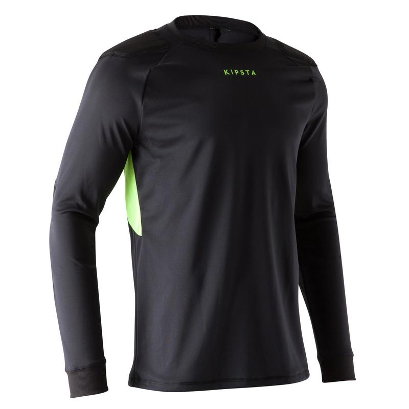 F100 Adult Goalkeeper Jersey - Black