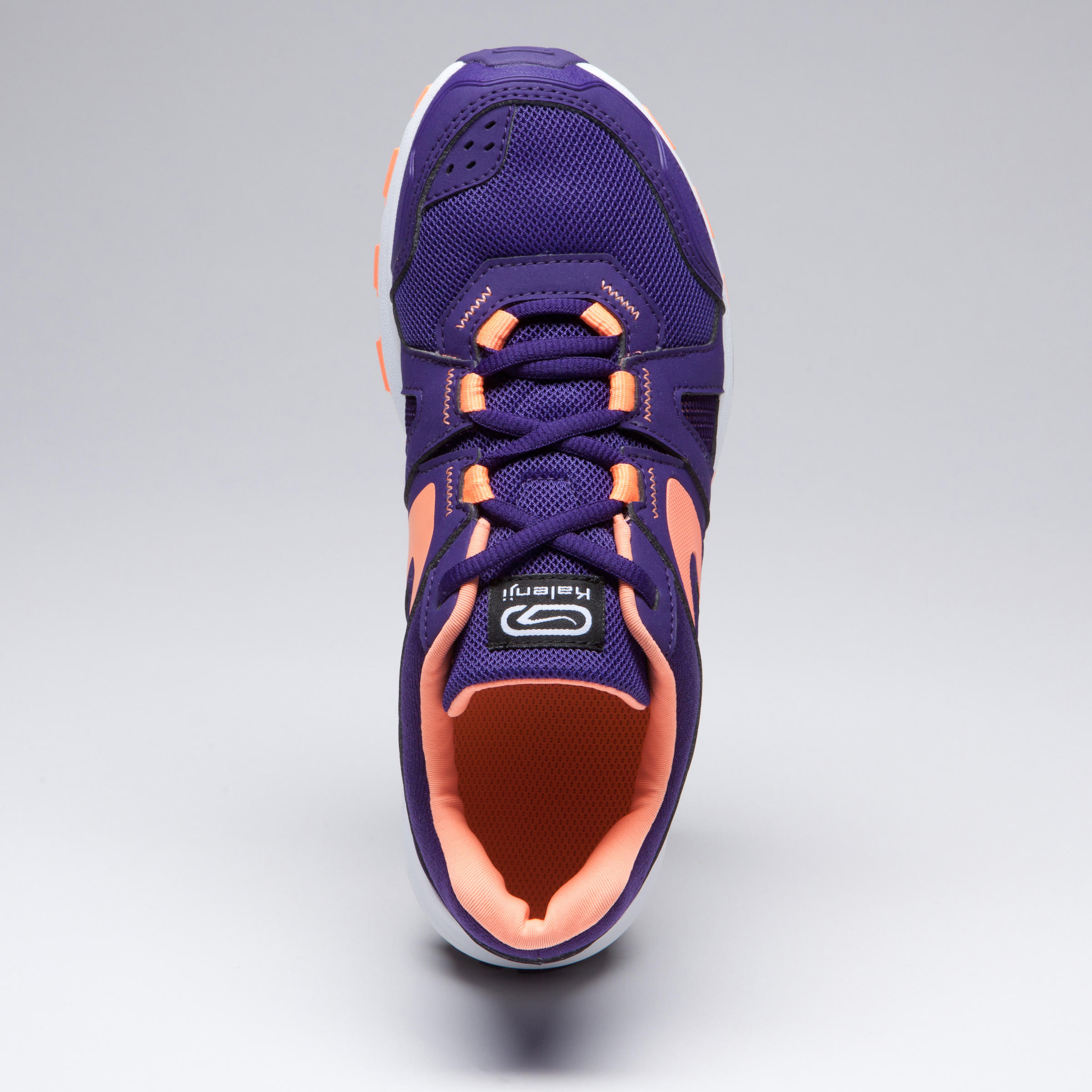 Kiprun Grip Children's Track & Field Shoes - Purple Coral