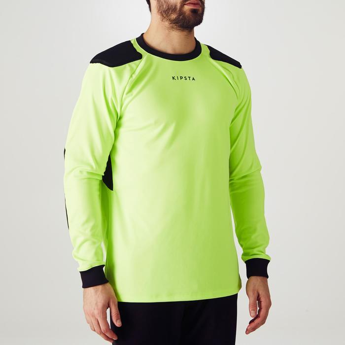 Keepersshirt F100 geel