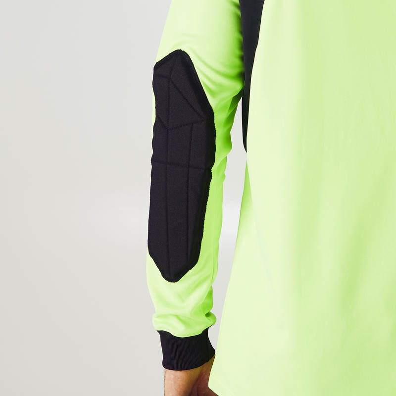Adult Goalkeeper Jersey F100 - Yellow
