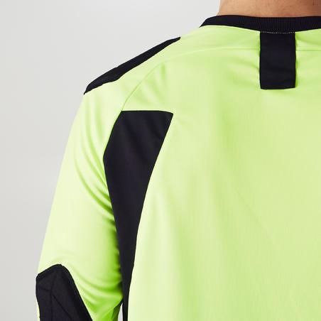 Camiseta portero F100 amarillo
