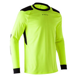 52a60f6e9 Adult Goalkeeper Jersey F100 - Yellow
