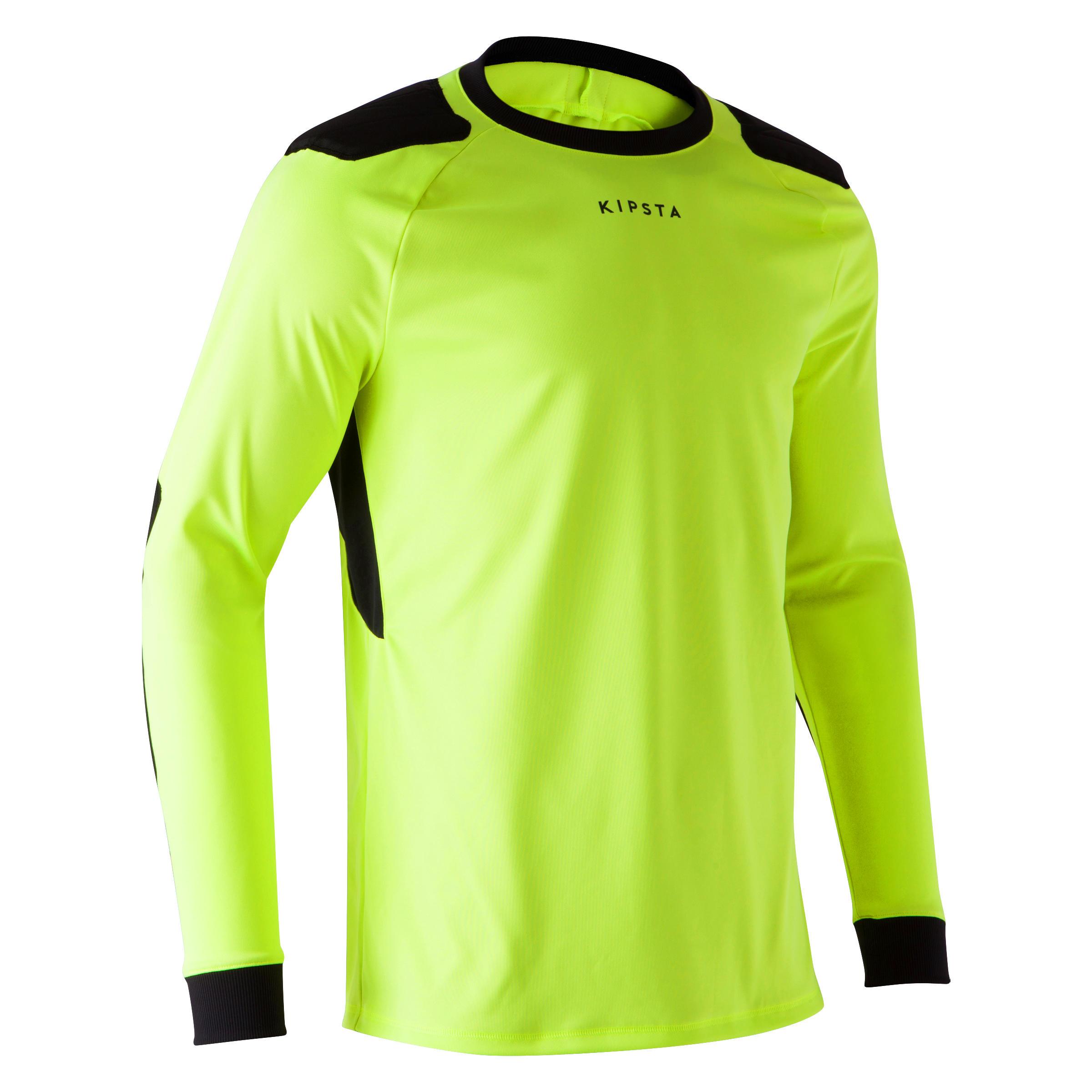 Bluză Portar Fotbal F100 la Reducere poza