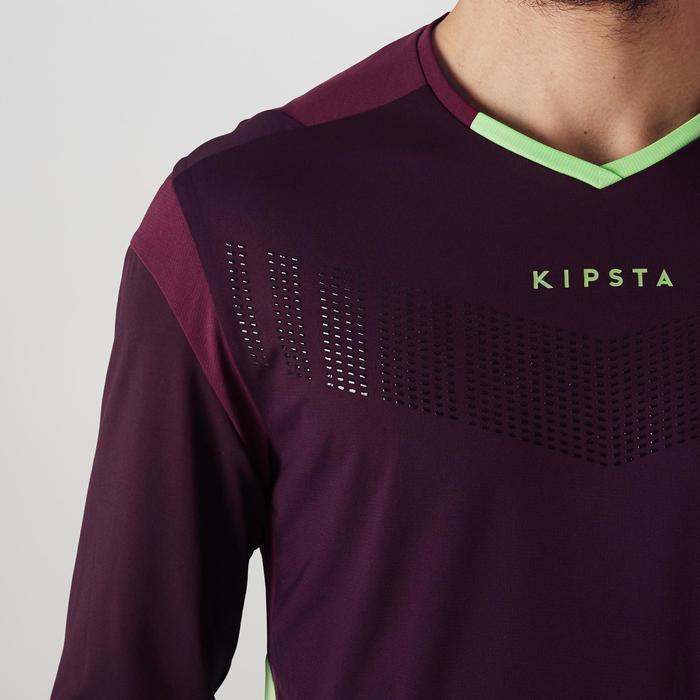 F500 Adult Goalkeeper Jersey - Purple