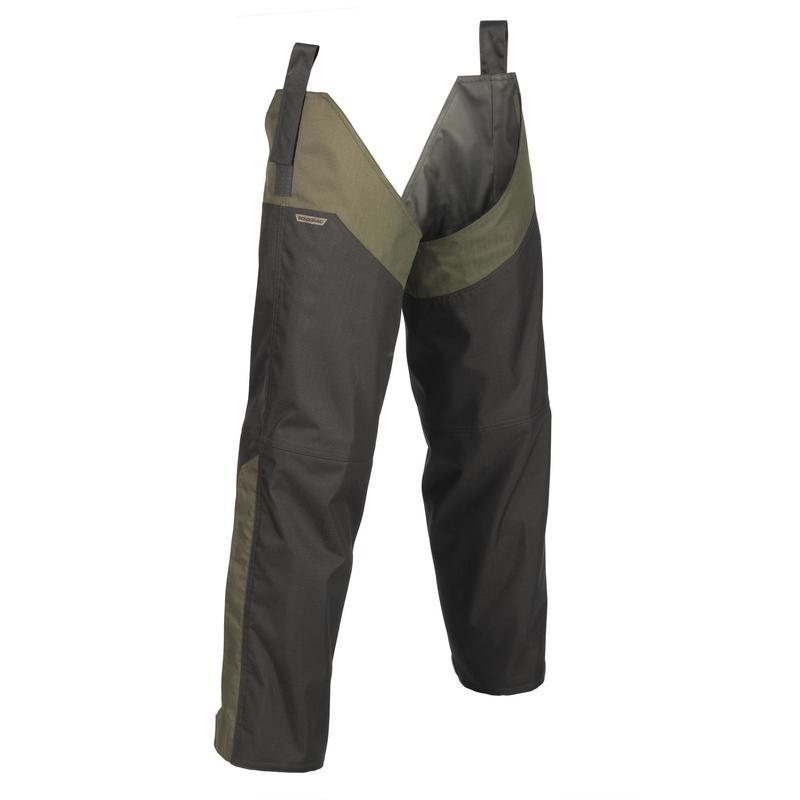CUISSARD CHAPS CHASSE VERTE 500