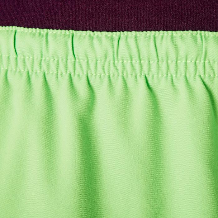 Torwarthose kurz F500 Erwachsene grün