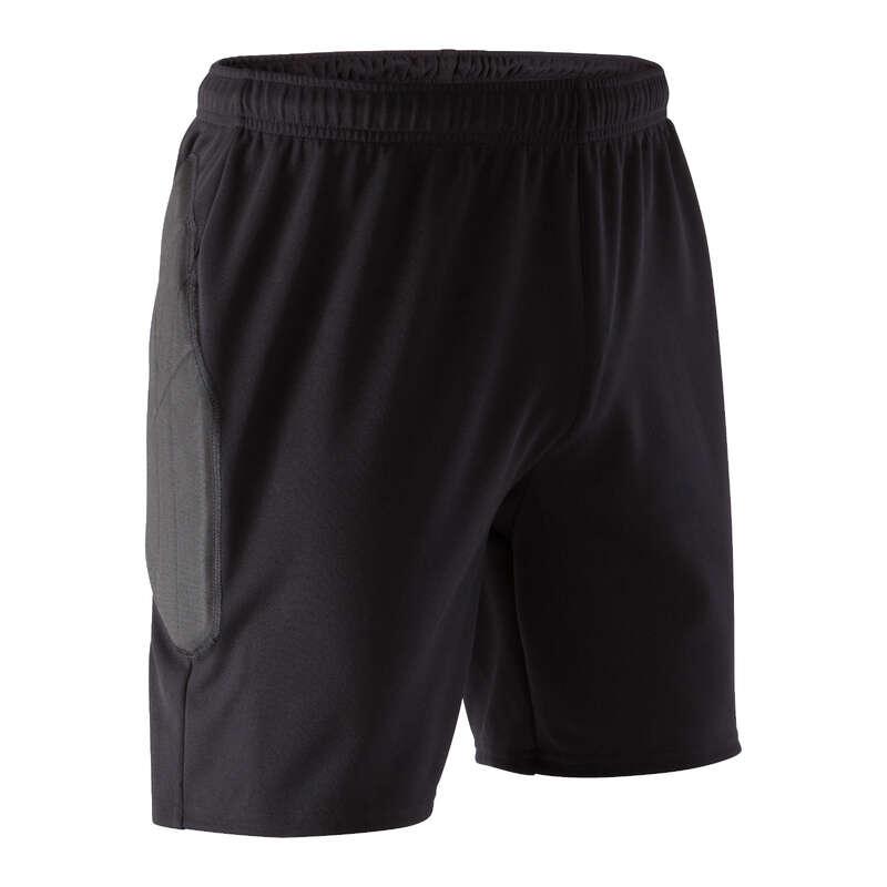 ВРАТАРИ Летняя одежда и обувь - Шорты вратарские мужские F100 KIPSTA - Летняя одежда и обувь